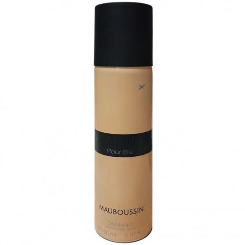 Mauboussin Pour Elle Déodorant Spray Femmes