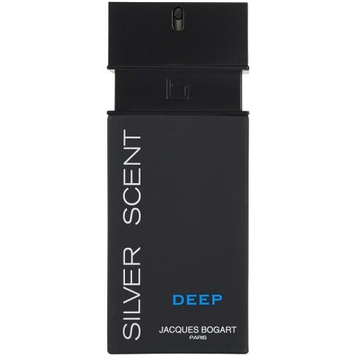 Jacques Bogart Silver Scent Deep Eau De Toilette Hommes