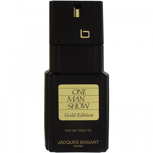 Jacques Bogart One Man Show Gold Edition Eau De Toilette Hommes