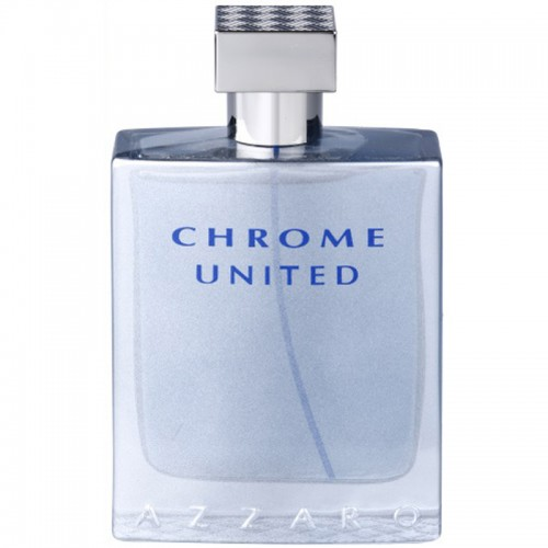 Azzaro Chrome United Collector Eau De Toilette Hommes