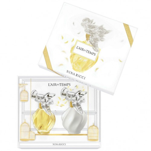 Nina Ricci Coffret L'air du Temps Eau de toilette 50ml Lotion Corps 100ml