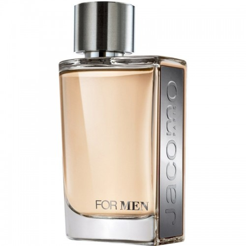 Jacomo For Men Silver Eau De Toilette Hommes