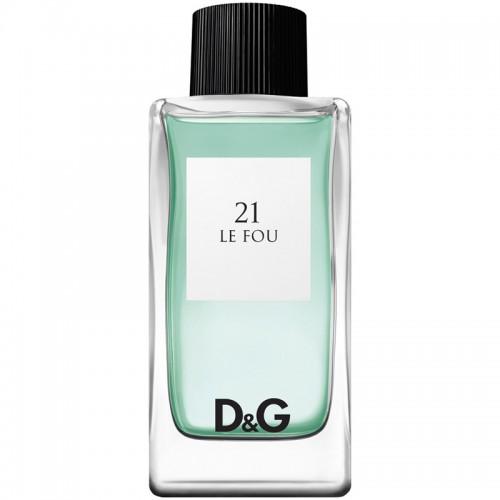 Dolce Gabbana D&G 21 Le Fou Pour Homme Eau de Toilette