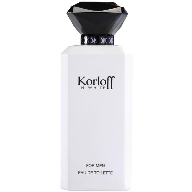 Korloff In White Eau de Toilette