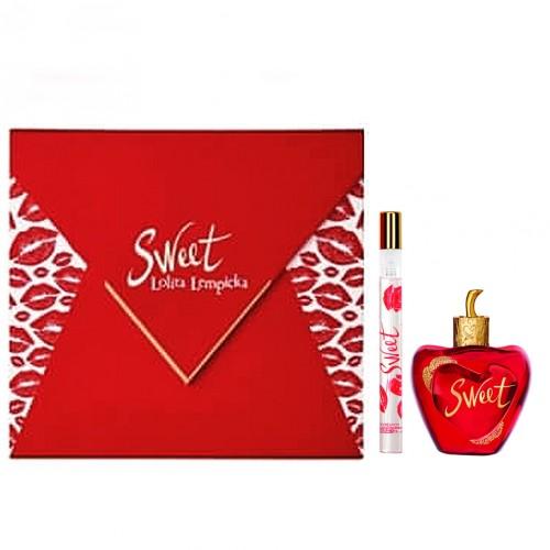 Coffret Lolita Lempicka Sweet Eau De Parfum 50Ml + Eau De Parfum 7Ml Femmes
