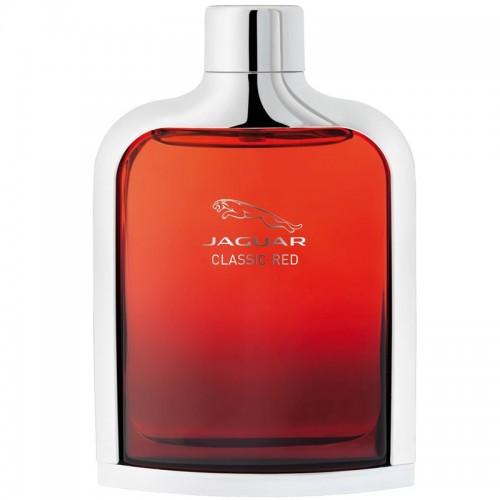 Jaguar Classic Red Eau De Toilette Hommes