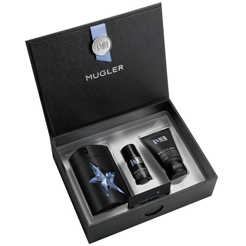 Thierry Mugler Amen Eau de Toilette 100ml + Shampooing Integral 50ml + Deodorant Stick 20ml