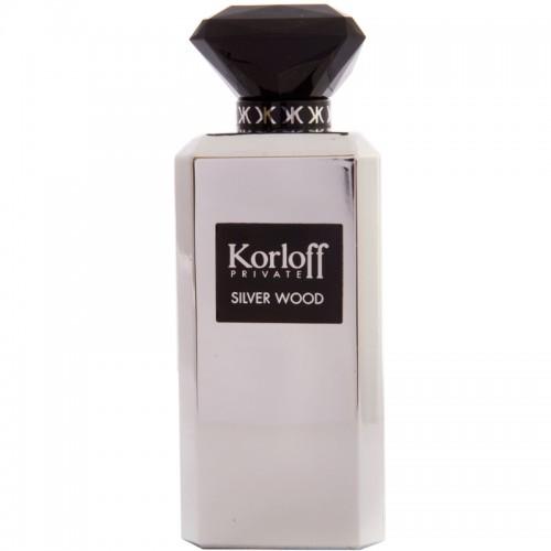 Korloff Private Silver Wood Eau De Parfum Hommes