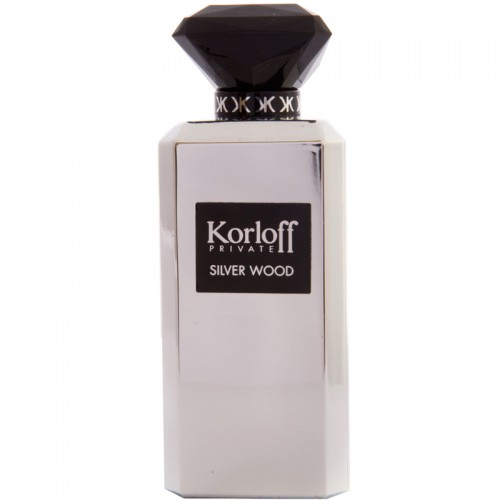 Korloff Private Silver Wood Eau de Parfum