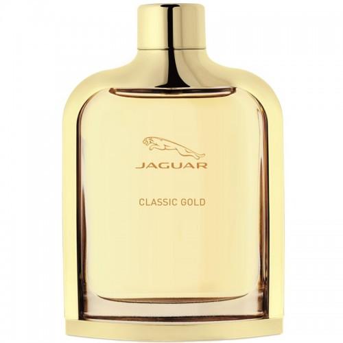 Jaguar Classic Gold Eau De Toilette Hommes