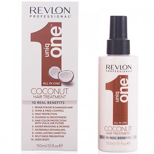 Revlon Uniq One Coconut Tout En Un Traitement Pour Cheveux 150Ml