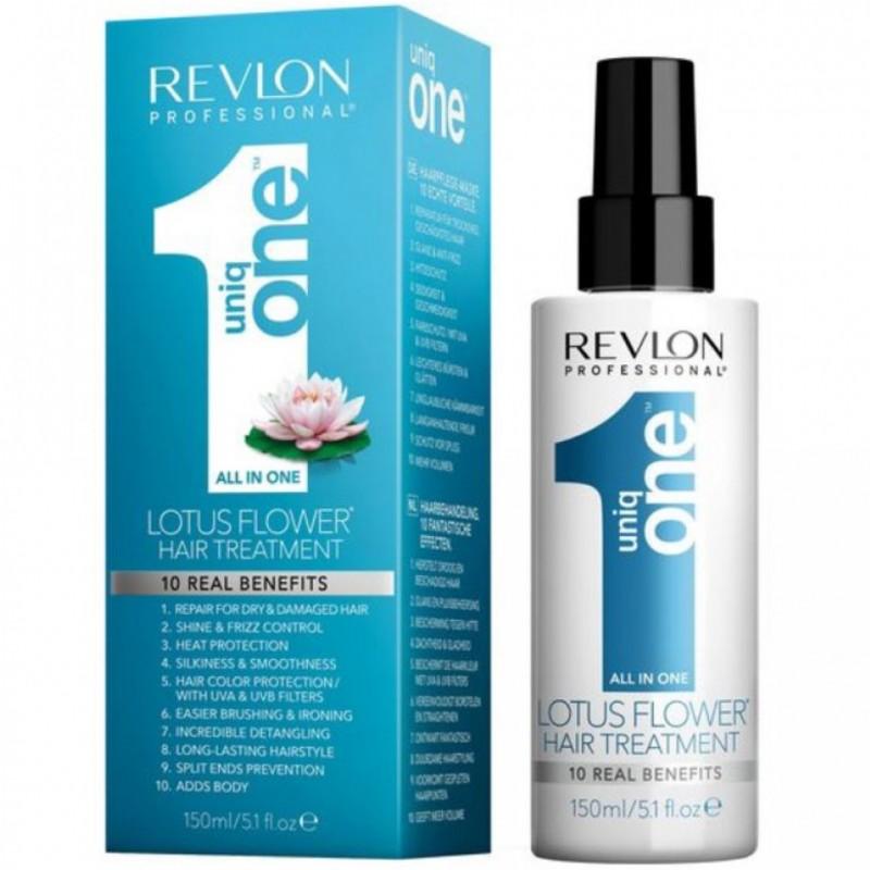 Revlon Uniq One Lotus Traitement Pour Les Cheveux 150Ml