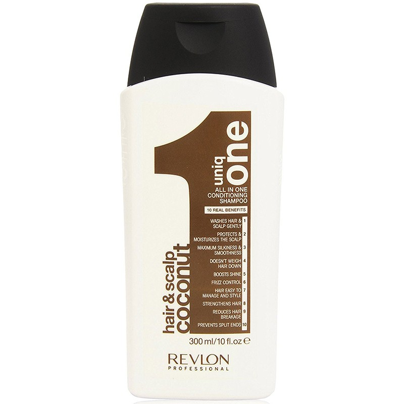 Revlon Uniq One Coconut Shampooing Conditionneur 300Ml