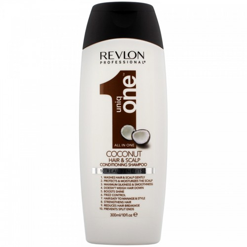 Revlon Uniq One Coconut Shampoing Conditionneur 300Ml Femmes
