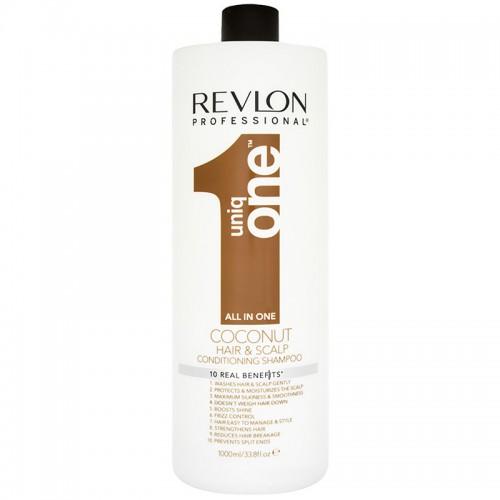 Revlon Uniq One Coconut Shampooing Conditionneur 1000Ml Femmes