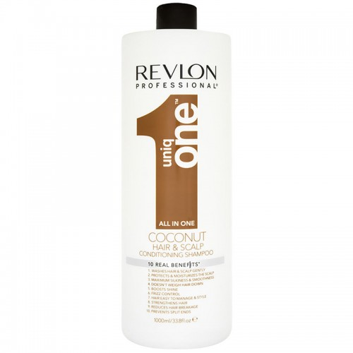 REVLON UNIQ ONE COCONUT SHAMPOOING CONDITIONNEUR 1000ml