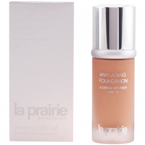 LA PRAIRIE ANTI-AGING FOUNDATION A CELLULAR EMULSION SPF15 500 30ml