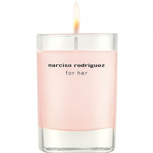 Narciso Rodriguez For Her Sa Bougie Parfume Her Scented Candle