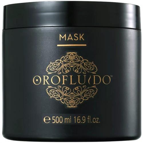 Orofluido Masque Pour Cheveux Naturels Ou Colorés 500ml Femmes