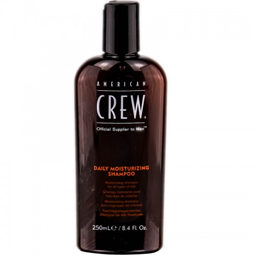 American Crew Daily Moisturizing Shampooing 250M Hommes