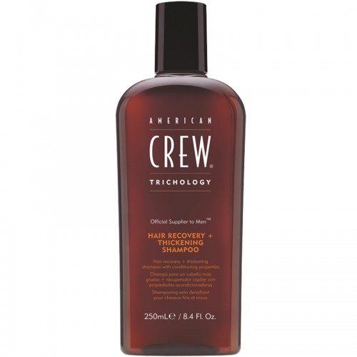 American Crew Réparator Shampooping Densifiant 250Ml Hommes