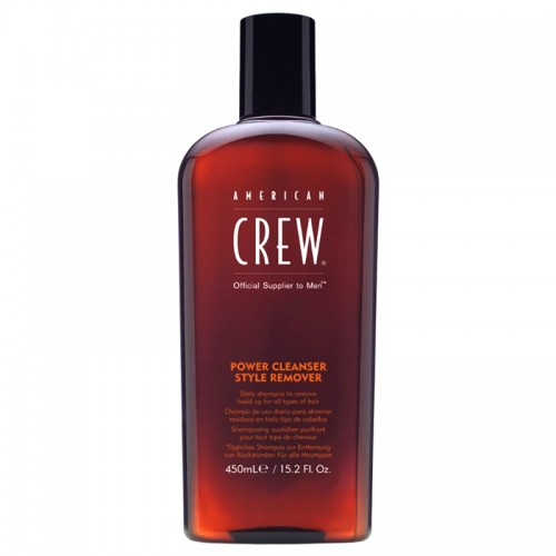 American Crew Power Cleanser Style Remover Shampooing 450Ml Hommes