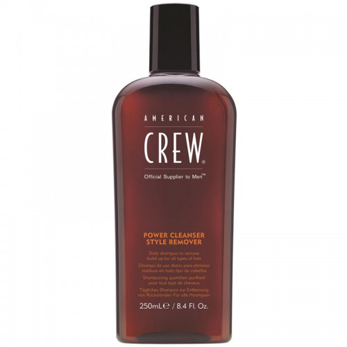 American Crew Power Cleanser Style Remover Shampooing 250Ml Hommes