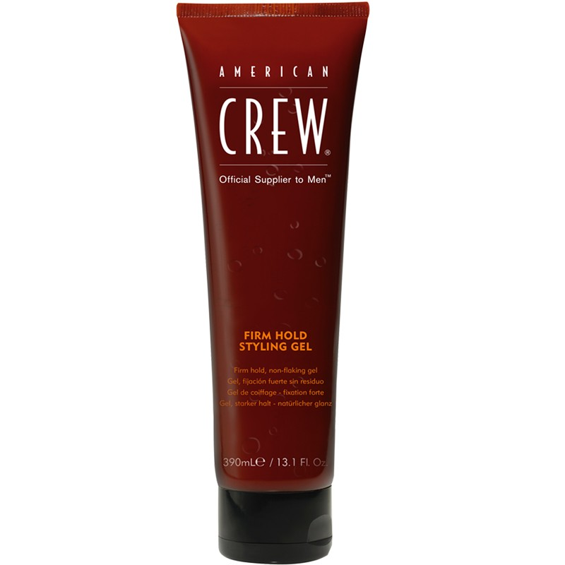 AMERICAN CREW CLASSIC FIRM HOLD STYLING GEL TENUE FORTE 390ml