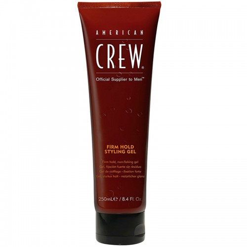 American Crew Classic Firm Hold Styling Gel Tenue Forte 250Ml Hommes