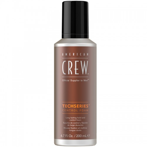 AMERICAN CREW TECHSERIES MOUSSE CONTROL 200ML