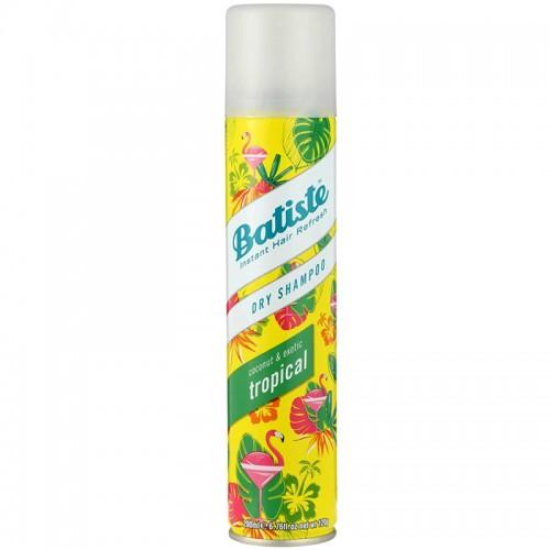 Batiste Shampooing Sec Tropical 200ml
