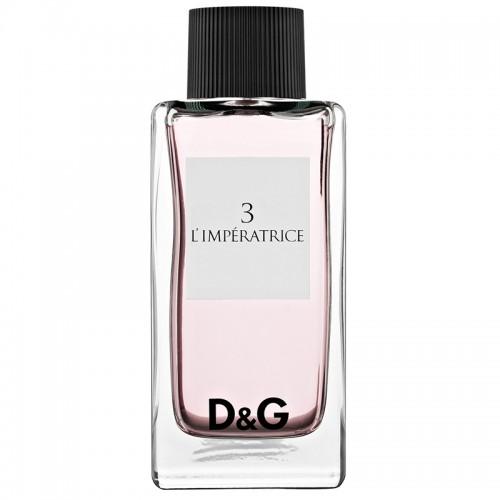 D&G Dolce & Gabbana No 3 L'Impératrice Eau De Toilette Femmes