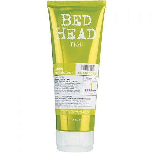 Bed Head Tigi Urban Antidotes Re-Energize Conditionneur 200Ml Femmes