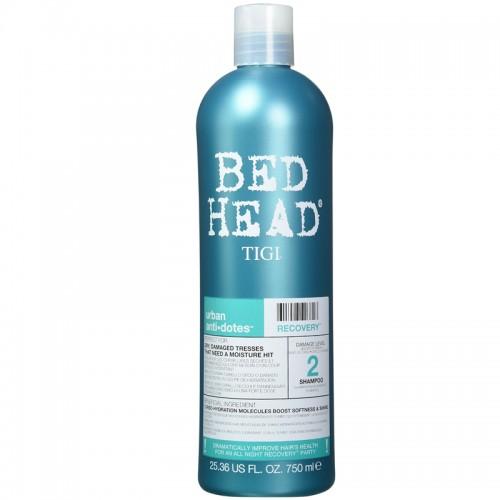 Bed Head Tigi Urban Antidotes Shampooing Réparateur 750Ml Femmes