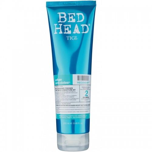 Bed Head Tigi Urban Antidotes Shampooing Réparateur 250Ml Femmes