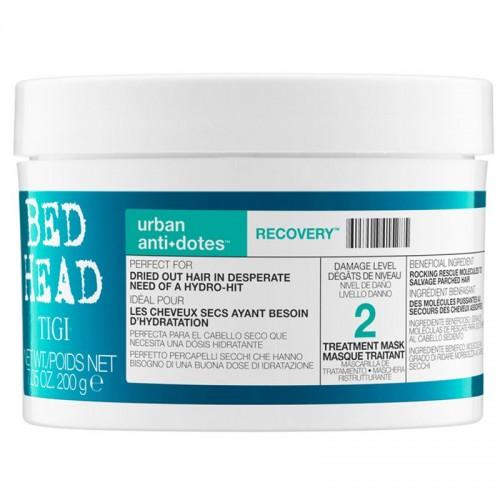 Bed Head Tigi Urban Antidotes Masque Traitement Réparateur 200Ml Femmes