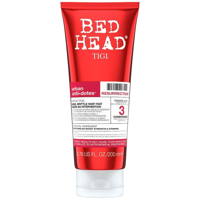 Bed Head Tigi Urban Antidotes Résurrection Après Shampooing Réparateur 200ml
