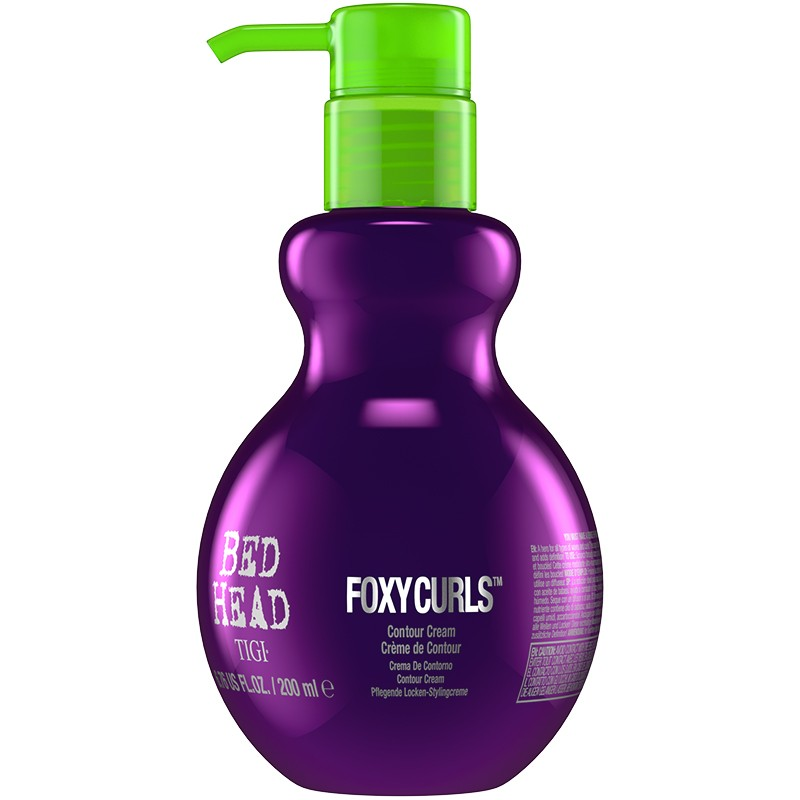 Bed Head Tigi Foxy Curls Créme de Contour 200ml