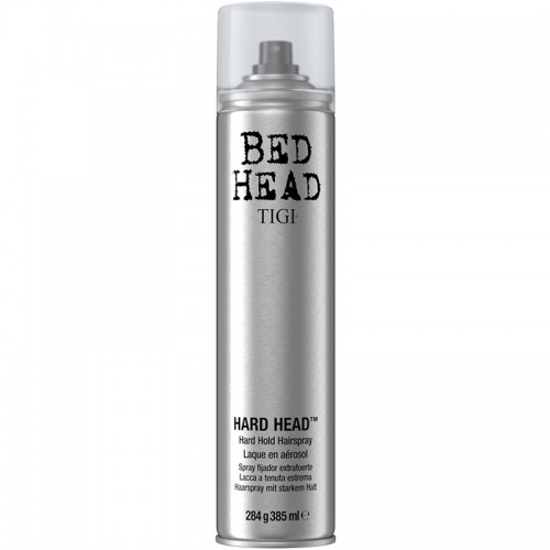 Bed Head Tigi Hard Head Spray Fxation Extra Forte 385ml