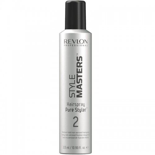 Revlon Style Masters Pure Styler Spray Fixation Moyenne 2 325Ml Femmes