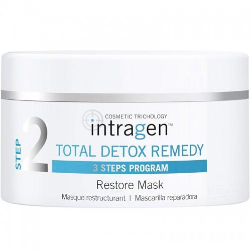 Revlon Total Detox Remedy Masque Restructurant Intragen 200Ml Femmes