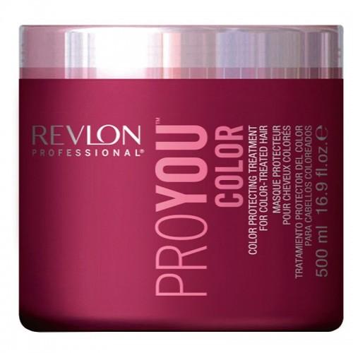 Revlon Professional Pro You Tratament De Couleur Aprés Shampooing 500Ml Femmes