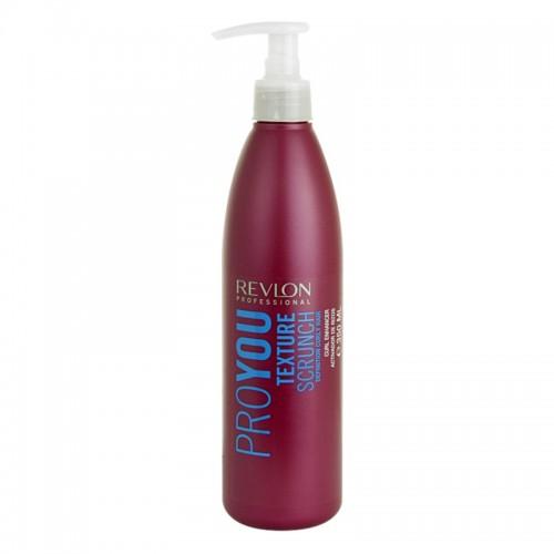 Revlon Professional Pro You Texture Scrunch Décapage De Texture 350Ml Femmes