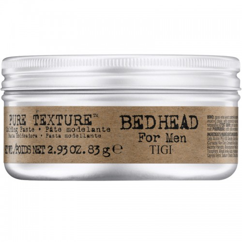 Bed Head Tigi For Men Pure Texture Pâte Modelante 83G Hommes