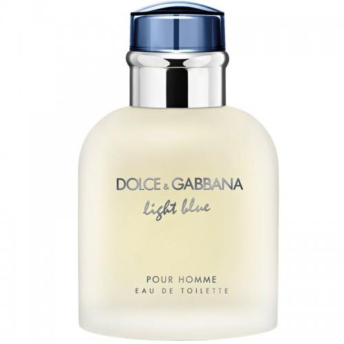 DOLCE GABBANA D&G LIGHT BLUE EAU DE TOILETTE HOMMES