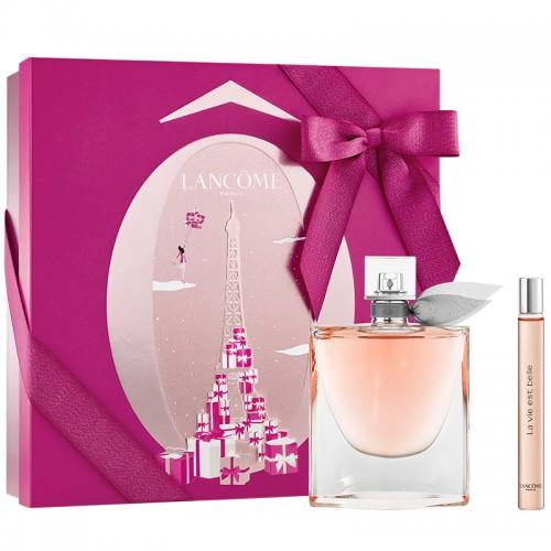 Coffret Lancôme La Vie Est Belle Eau De Parfum 75Ml + Eau De Parfum 10Ml Femmes