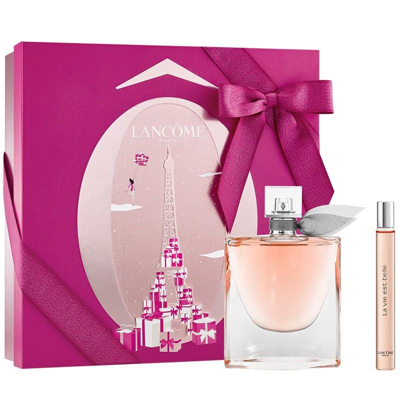 Coffret Lancôme La Vie Est Belle Eau de Parfum 75ml + Eau de parfum 10ml