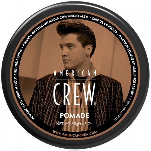American Crew Classic Pomade Coiffante Ultra Brillance 85G Hommes