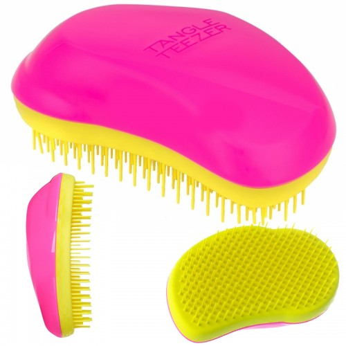 Tangle Teezer Original Brosse À Cheveux Pink Rebel Femmes