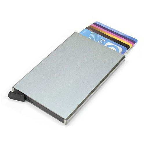 Protège-cartes Protecteur De Cartes RFID en Aluminium